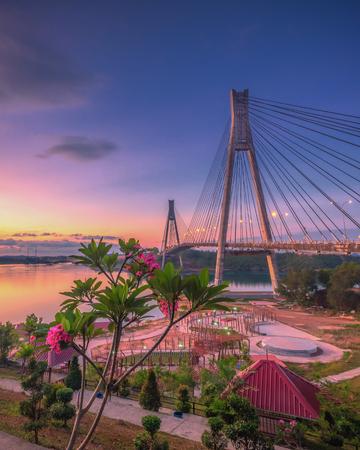 Wonderful Barelang Bridge Batam Indonesia