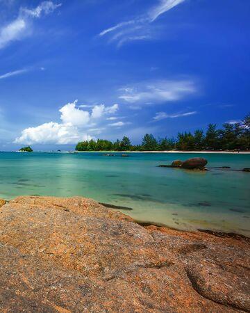 Panorama Photos of wonderful Batam Bintan indonesia