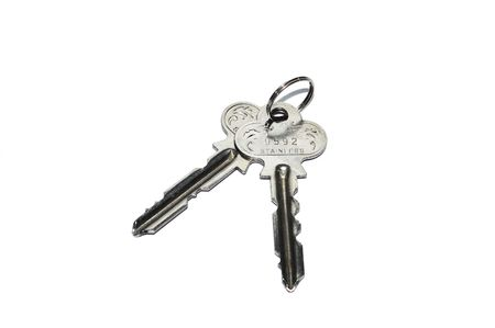habiliment: KEY Stock Photo