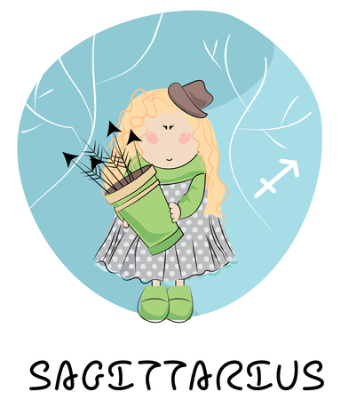 zodiac signs Illustration
