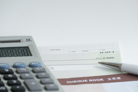 accounts payable: Checkbook