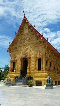 ratchaburi: Wat Phra Sri Arn, Ratchaburi provinve of Thailand