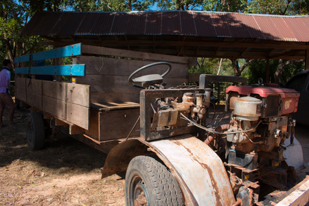 modified: modified car For agriculture in Yhailand,Modified truck tractors .