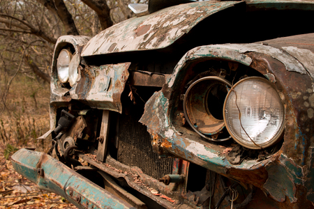 pickups: Remains of old pickups For trucks