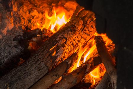 utensilios de cocina: Fire pans, boiled hot water, pork wool