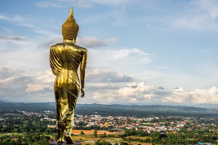back of the buddha photo