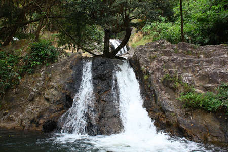 catchment: The waterfall is another view