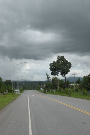 murk: Country road