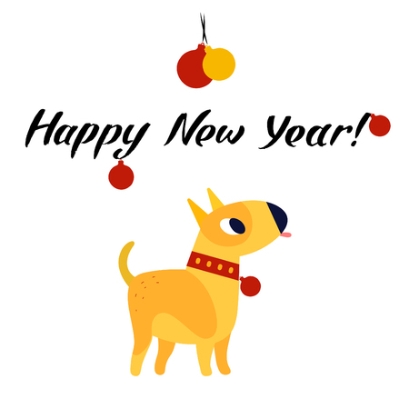 https://us.123rf.com/450wm/nutelapancake/nutelapancake1710/nutelapancake171000114/88452668-funny-yellow-dog-symbol-of-year-2018-flat-style-vector-illustration-isolated-on-a-white-background-h.jpg?ver=6