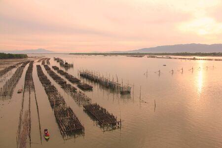 fishery: Fishery Stock Photo