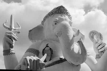 dogma: elephant-headed deity