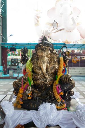 deity: elephant-headed deity