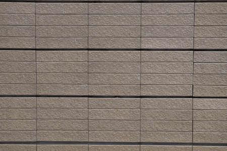 correlate: Brown brick wall texture