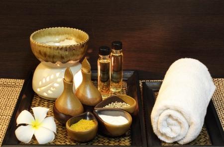 olio corpo: Spa Treatment