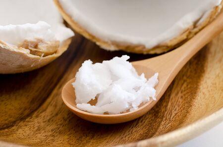 Coconut oil 版權商用圖片