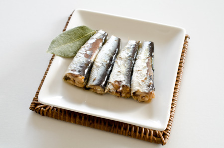 sardines: Oil sardines