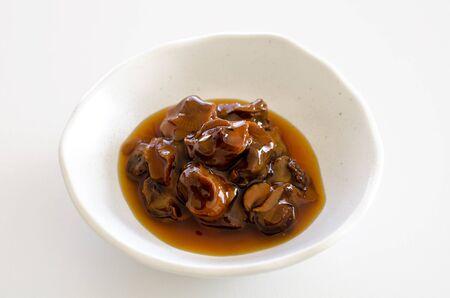 seasoned: Seasoned shell