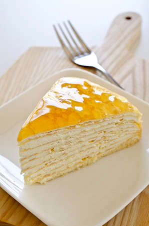 mille: Mille crepe