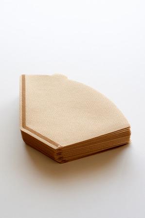 コーヒー フィルター 写真素材
