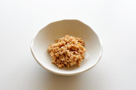 Hikiwari natto 版權商用圖片