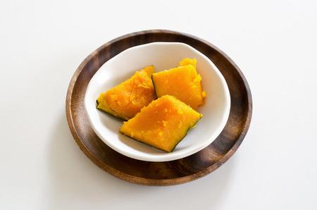 stew: Pumpkin stew Stock Photo