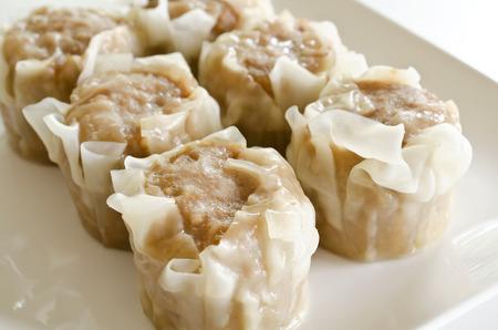 Meat dumpling