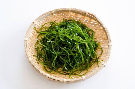 shreded: Shreded sea kelp