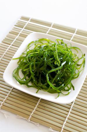 alga marina: Shreded algas de mar