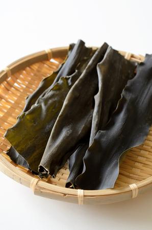 alga marina: algas marinas secas