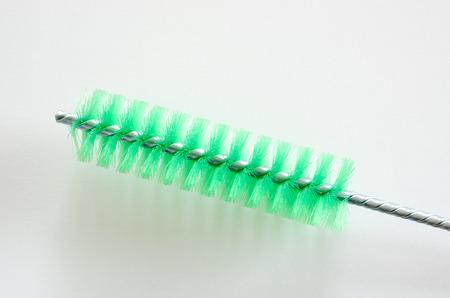 Twisted brushes Stock Photo