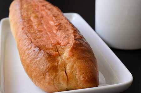 pan frances: ROE pan francés