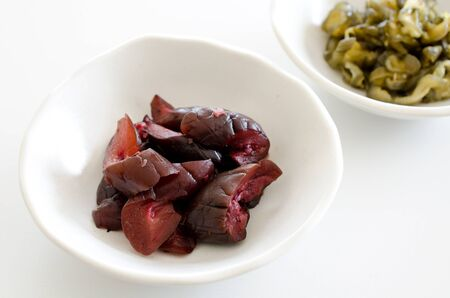 pickles: Pickles Shiba Foto de archivo