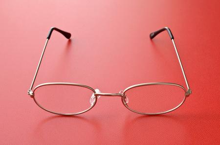 reading glasses: Reading glasses Stock Photo