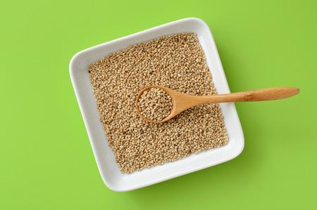 sesame: Sesame stir-fry