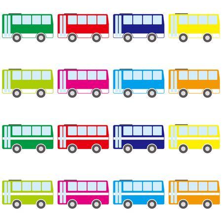 バスのベクトル図