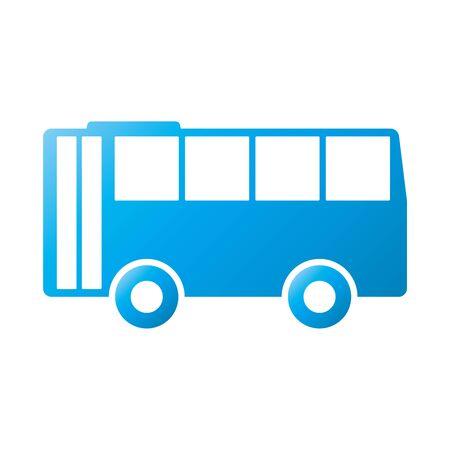 バス  イラスト・ベクター素材