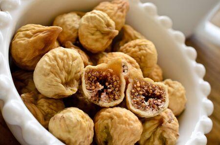 Dry figs 写真素材