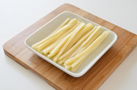 スモークタラのチーズサンドイッチ