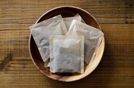 Barley tea bag