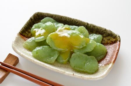 Sashimi konjak Stock Photo