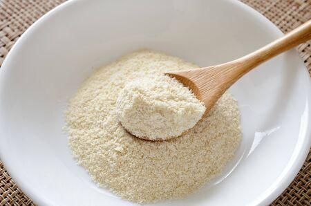 Soybean curd refuse powder