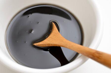 black sesame paste