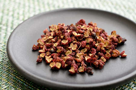 chinese sichuan pepper 版權商用圖片