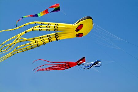 Colorful kite  Stock Photo - 17021199