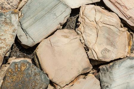 firmeza: piedra en bruto Foto de archivo