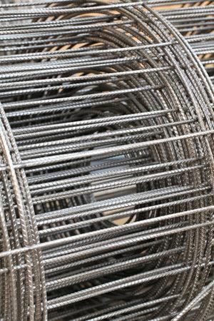 bundle of reinforced metal