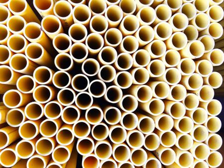 construction: Pattern of pipes
