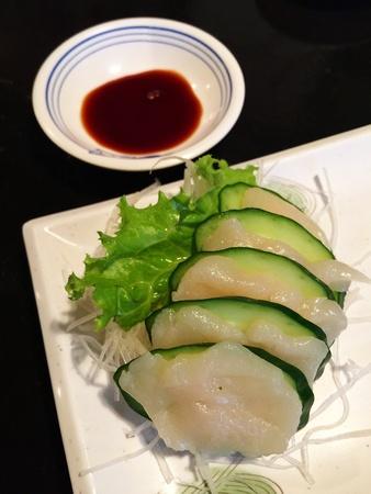 hotate: Hotate sashimi