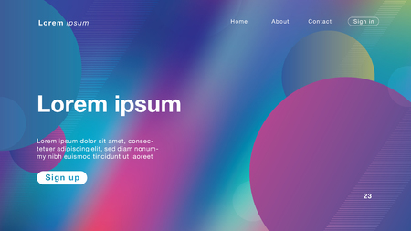 Background abstract holocolor light for Homepage. Vector Illustration EPS10.