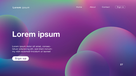 Background abstract holocolor purple light for Homepage. Vector Illustration EPS10.